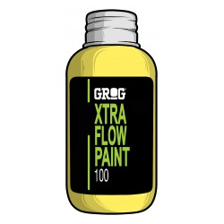 GROG XTRA FLOW PAINT 100ML